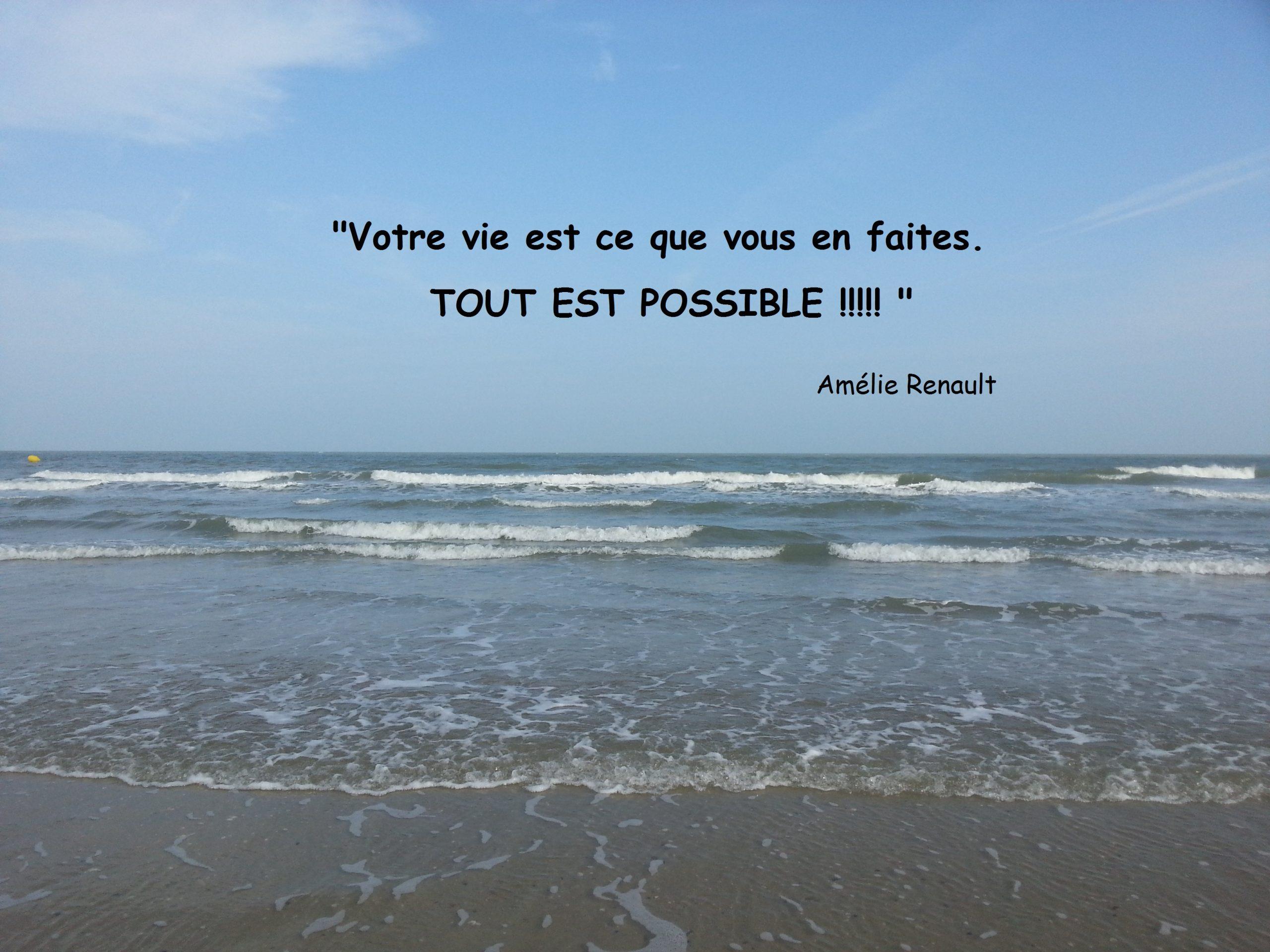 Amélie Renault tout est possible